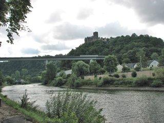 Burg Lahneck, Oberlahnstein - Burg, Lahneck, Lahnstein, Lahn, Staufer, Spornburg, Lahnmündung, UNESCO-Welterbe, geschütztes Kulturgut, Gotik