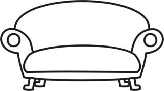 Sessel gezeichnet  4teachers: Lehrproben, Unterrichtsentwürfe und Unterrichtsmaterial ...