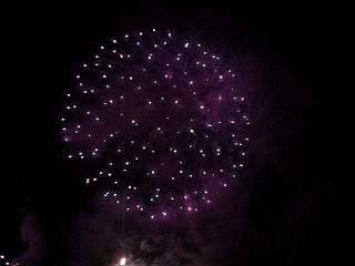 Feuerwerk #2 - Feuer, Feuerwerk, Licht, Lichteffekte, Feuerwerkskörper, Pyrotechnik, Rakete, Antrieb, Rückstoß, Silvester