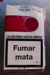 Fumar #2 - Zigaretten, rauchen, gefährlich, Warnung, Hinweis, Gesundheit, salud, fumar, matar, autoridades, sanitarias, cigarillos