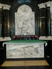 Bonifatiusgrab - Bonifatius, Grab, Gruft, Dom, Fulda, Kirche, Apostel, Frankenreich, Missionar, Bischof, Sarg