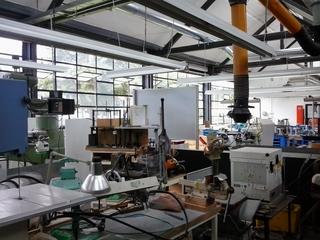 Faguswerk2 - Alfeld, Weltkulturerbe, Fagus, Faguswerk, Architektur, Gropius, Werkhalle, Fenster, Licht, Glas, Schuhleisten, Denkmalschutz