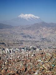 Bolivien, La Paz - Länder, Bolivien, Hauptstädte, spanisch