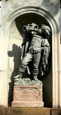 Der Trompeter von Bad Säckingen - Oper, Trompeter, Skulptur, Statue, Scheffler, Nessler, Trompeterlied, Musik