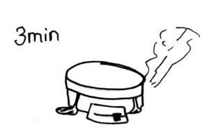 Waffeln backen - Bild 8 / 8 - Waffeln, Teig, backen, Bäckerei, Backzeit, Zutaten, zubereiten, Zubereitung, Rezept, Vorgangsbeschreibung, Vorgang, Beschreibung, Waffeleisen