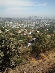 Los Angeles Overview - LA, Los Angeles, USA, US, Hollywood, Wolkenkratzer, skycraper, skyscrapers