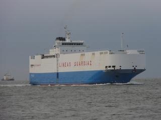 Autotransporter - Auto, Schiff, Spezialschiff, Autotransporter, Export, Import, Seat, Frachtschiff