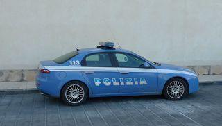 Polizeiauto - Polizei, polizia, Polizeiauto