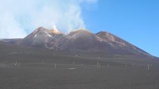 Ätna #04 - Ätna, Etna, Vulkan, Lava, Lavafeld