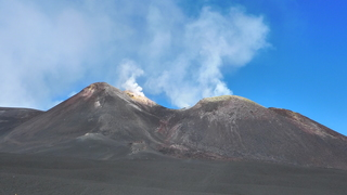 Ätna #05 - Ätna, Etna, Vulkan, Vulkankegel, Lava, Lavafeld