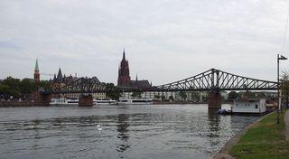 Eiserner Steg - Steg, Brücke, Konstruktion, Hindernis, Eiserner Steg