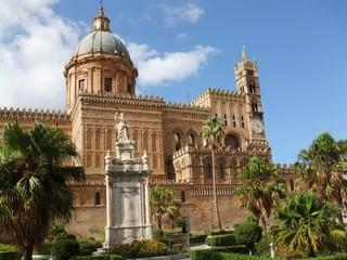Kathedrale von Palermo - Kathedrale, Palermo, Sizilien, Normannen, Staufer, Friedrich II