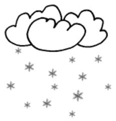 Schnee - Winter, Schnee, Wetter, Weihnachten, snow, weather, Christmas, Schnee