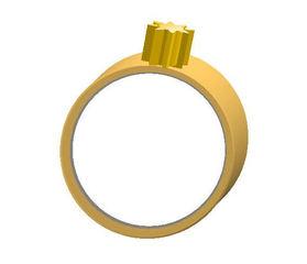 Ring - Ring, Diamantring, Verlobungsring, Ehering, Diamantring, Gold, Diamant, Stein, Edelstein, Schmuck, Schmuckstück, Liebe, Love, Symbol, Zeichnung, Verlobung, verloben, Heirat, heiraten, Illustration, Anlaut R