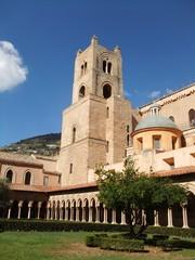 Kathedrale von Monreale #1 - Kathedrale, Kloster, Sizilien, Italien, Architektur, Nromannen, Byzanz