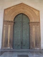 Kathedrale von Monreale #2 - Monreale, Kathedrale, Sizilien, Italien, Normannen, Architektur, Byzanz, Bronze