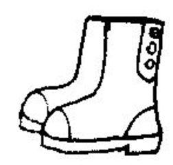 Stiefel  - Stiefel, Winter, boots, Kleidung, Winterbekleidung, warm, wetterfest, Füße, Schuhwerk, Regenschuh, Winterschuh, Anlaut B, Anlaut St, Gummistiefel