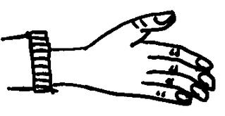 Hand 1 - Hand, Finger, Körper, Körperteile, body, body parts, finger, hand