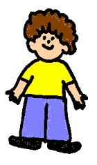 Körper - Körper, Körperteile, Kind, Junge, body, body parts, boy, child