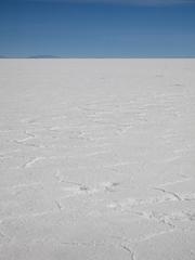 Bolivien, Salzsee - Bolivien, Salz, Salzgewinnung, Salar, Salar de Uyuni, Salzwüste, Speisesalz, Speisesalzgewinnung, Badesalz, verdunsten, trocknen, ausgetrocknet, Spanisch, Chemie, Geographie
