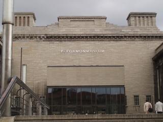 Pergamonmuseum Berlin - Pergamon, Museum, Berlin, Geschichte, Antike, Rom, Gebäude