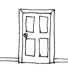 Tür - Tür, Eingang, Ausgang, Zimmer, Wohnung, Haus, Schule, Gebäude