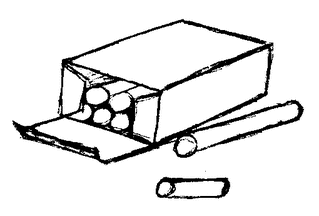 Kreide - Kreide, Tafel, schreiben, Klassenraum, Kreiden
