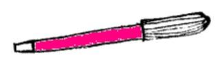 Filzstift - Filzstift, Stift, felt tip, malen, zeichnen, Farbe, Schulsachen, Schule, Unterricht
