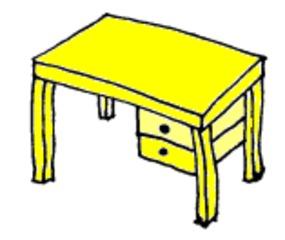 Schreibtisch clipart  4teachers: Lehrproben, Unterrichtsentwürfe und Unterrichtsmaterial ...
