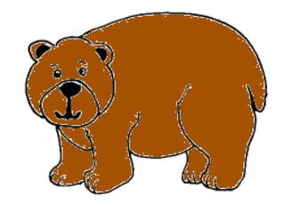 Bär - Bär, Tier, braun, wild, Zoo, Wildtier