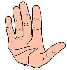 Symbol Hand