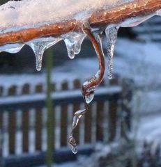 Eiszapfen #2 - Eis, Kälte, kalt, Eiszapfen, Winter, Tauwetter