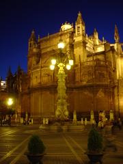 Sevilla monumentos catedral - Sevilla, monumentos, Landeskunde Spanien, Kathedrale