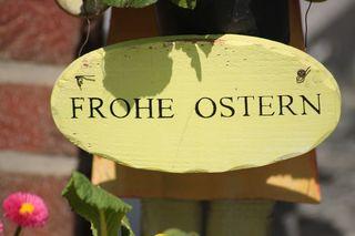 Frohe Ostern - Ostern, Ostergruß, frohe, Frühlingsgruß