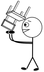 Stühle hochstellen s/w - Klassendienst, Amt, Stuhl, Stühle, hochstellen, Illustration, Zeichnung, Piktogramm, Smiley, Klassenraum, Stuhldienst