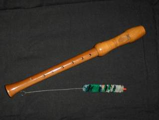 Blockflöte - Holzblasinstrumente, Blockflöte, C-Flöte, Musikinstrumente, Flöte