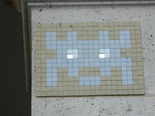 Space Invaders Paris#3 - streetart, space invaders, Mosaik, Paris