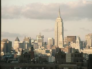 Empire State Building - NY, New York, USA, Amerika, Empire State Building, Gebäude, Hochhaus, Großstadt, Metropole, Wolkenkratzer, Manhattan