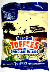 Very British #5 Toffees - toffees, toffee, Sahnebonbon, sweets, candy, sweet, chocolate, eclairs, Schokolade, milk, butter