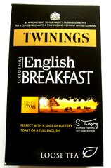 Very British #6 Tea - Tee, tea, breakfast, Frühstück, Twinings, brew, leaf, leaves, black, majesty, queen