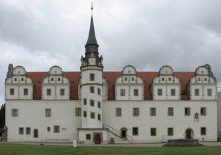 Dessau, Residenzschloss - Renaissance, Schloss