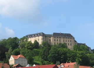 Blankenburg/Harz #1 - Schloss, Barock