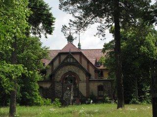 Beelitz Heilstätten #3 - Sanatorium, historisch, Denkmal