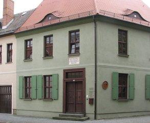 Köthen, Hahnemann-Haus #1 - Samuel Hahnemann, Köthen, Denkmal, Homöopathie