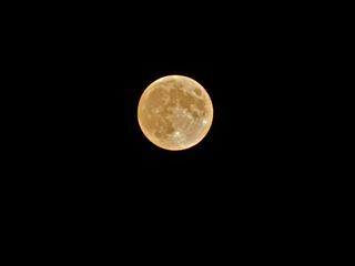Vollmond - Mond, Vollmond, Nacht, Natur, Himmel, Astronomie
