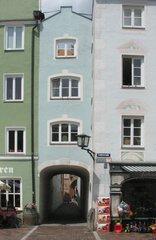 Wasserburg / Inn # 06 - Wasserburg, Tor, Stadttor, Durchfahrt