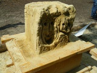 Entstehung der Sandskulpturen #2 - Anleitung, Skulturen, Sand, Sandskulpturen, Bearbeitung, Herstellung