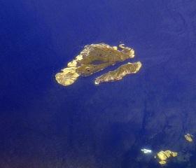 Insel - Insel, Wasser, Land, Anlaut I