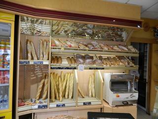 Boulangerie - Frankreich, civilisation, boulangerie, Bäckerei, baguette, Brot, Geschäft, Laden, magasin