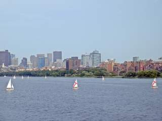 Boston - Boston, USA, Stadt, Metropole, Skyline, Amerika, Großstadt